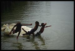 Ready...1...2...3... (Tipu Kibria~~BUSY~~) Tags: boy boys water kids canon children eos kid asia child dhaka fabulous bangladesh swin saarc xti canon1785mmisusm mohammadpur 400d excapture flickrestrellas