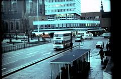 City Square Bus Shelter Leeds (popmanstensgaard) Tags: bus leeds busshelter citysquare