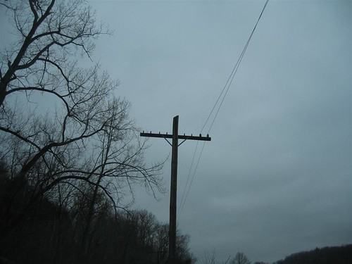 Low voltage electric lines