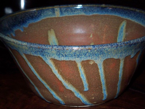 gramma's pottery bowl