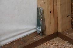 a finished (smaller) earthquake brace (Bendini) Tags: alaska anchorage habitatforhumanity globalvillage