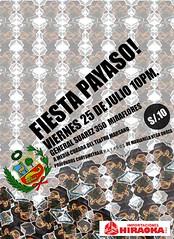 Fiesta Payaso