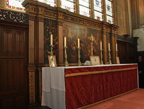 Merton High Altar