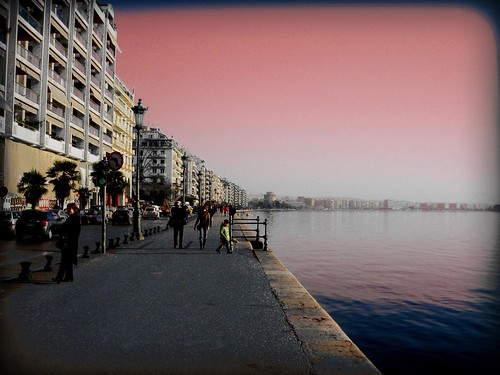 thessaloniki beach