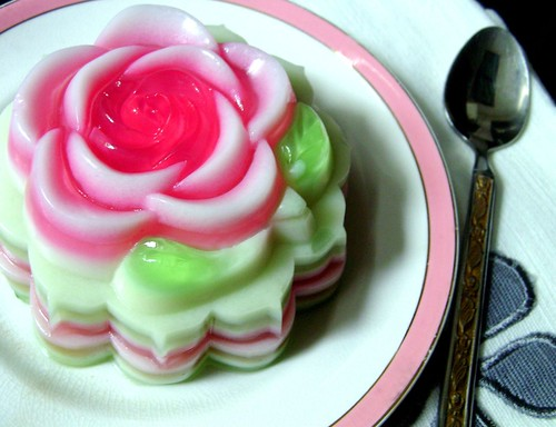 coconut milk jello..:))