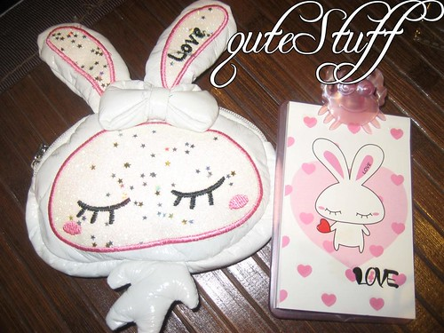Coin purse and notepad
