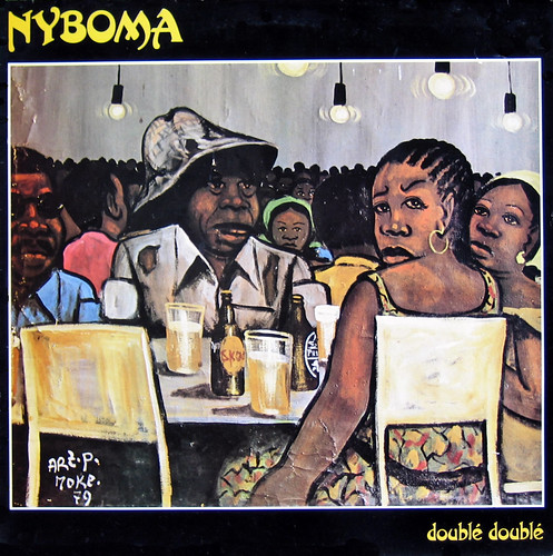 Nyboma, front by you.