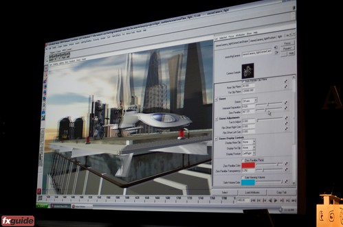3d viewer in Maya 2009