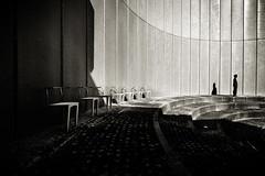 choice (zeissizm) Tags: bw 20d monochrome silhouette japan eos chair nara ando tadao gojo efs1022mmf3545usm masterpiecesoflightanddark