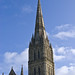 Spire of Salisbury Cathedral