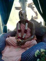 Shri Prabupada (srinitla) Tags: india english silver temple gold asia iron god laboratory hyderabad mumbai krishna assam tamil tamilnadu idols hindi marathi chenai telugu vijaywada nerul