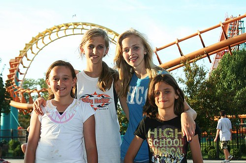 roller coaster cousins