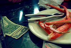 Crab Legsssss (jami_lee) Tags: food dinner crab challengeyouwinner