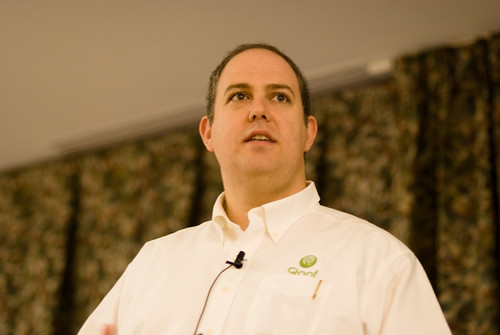 Jonathan Stefansky at Affiliate Summit East 2008