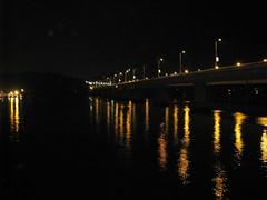 Bridge Night (paviphoto.com) Tags: bridge india canon photographer karnataka freelance mangalore kumar pavithra sx100 pavi7890 httppavi7890blogspotcom