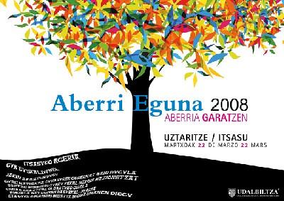 AberriEguna 2008 por ti.
