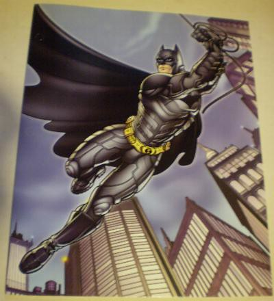 Front of The Dark Knight folder #2