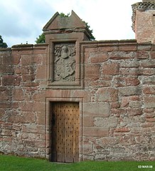 03-03-08 Edzell Castle, Scotland