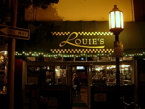 Louie's in Ashland