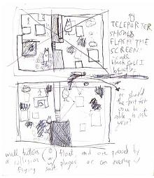 Gesundheit! Design Sketch