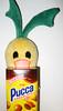 Pucca! (Spok-spok) Tags: travel cute smile dessert fun toy happy design cool soft chinatown candy sweet sweden designer chocolate treats swedish plush softie snack cuddly kawaii carrot plushie giggling spok morot designertoy designerplush spoks spokspok