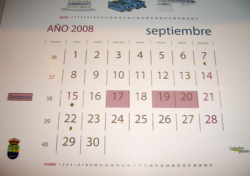 September Témporas