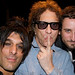 Steve Conte & Mick Rock & Shaun Hoffman @ John Varvatos Party