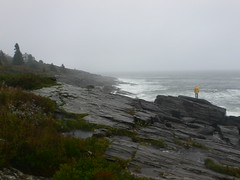 Rainy Maine Weekend (Lock) Tags: rain gfs proutsneck cannonrock