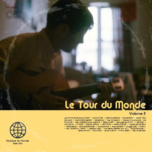 [Musique du Monde] – 'Le Tour du Monde, Volume 5′ (1967-1971)