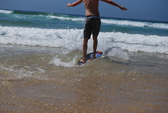 DSC_0201 (matbg2k) Tags: sea beach skimboarding