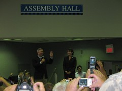 Sarah Palin and Dave Heineman