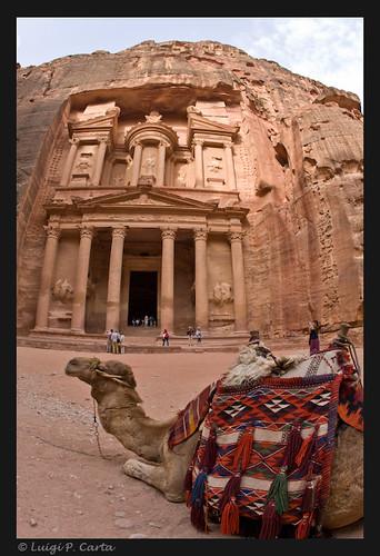 Jordan, Petra -