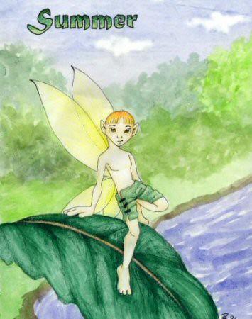 Fairy - Summer