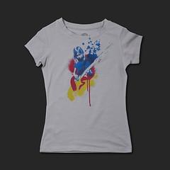 wazzap - Baby guitar(women) (*1969*) Tags: fashion shirt design tshirt brand tee wazzap