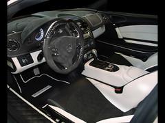 2009 Mansory Mercedes-Benz McLaren SLR Renovatio inside