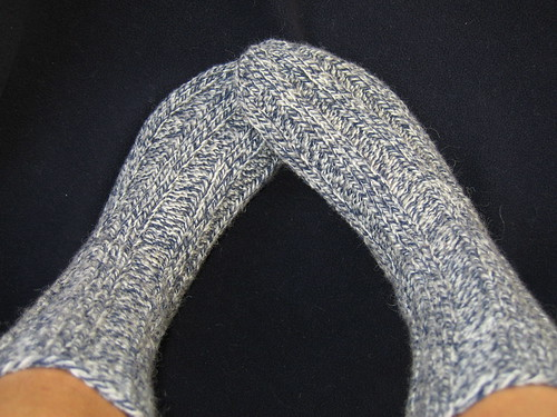 Recycled socks