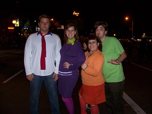 The Scooby Crew!