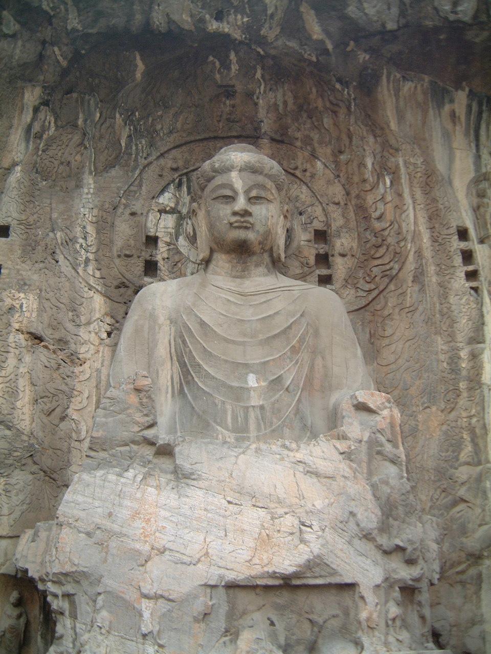 世界最大銅鑄佛像(有圖)