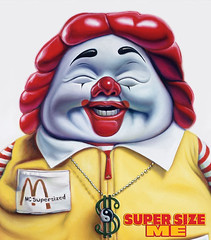 super size me mcdonalds picture