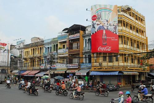 Coca-Cola Capitalism, Saigon, Vietnam