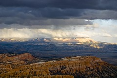 Snow Squalls (HawkeyePilot (limited Flickr time)) Tags: utah brycecanyon tif supershot snowsqualls mywinners dsc7462 absolutelystunningscapes