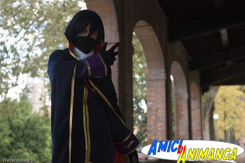 Code Geass: Lelouch of the Rebellion Lelouch Lamperouge Photos Cosplay