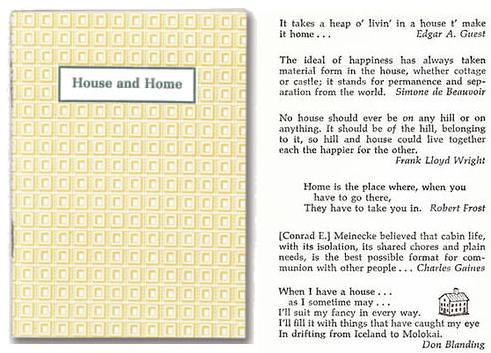 housebook