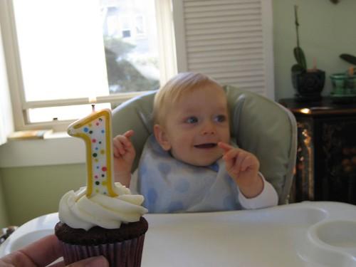 Julien's 1st Birthday