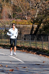 newyork sunglasses centralpark elements jogging murray jogger ontherun whitejacket