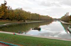 Parc de Sceaux (didier_pana3d) Tags: paris france 3d anaglyph parc sceaux