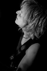 Midus Guerreiro - Aynsley Listers bassist
