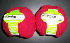Polar Knit - Red