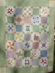 baby gift quilt
