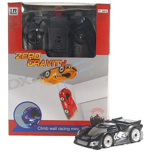 Anti-zwaartekracht auto